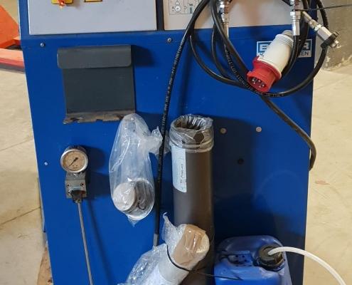 Compressore modello MV 5.5