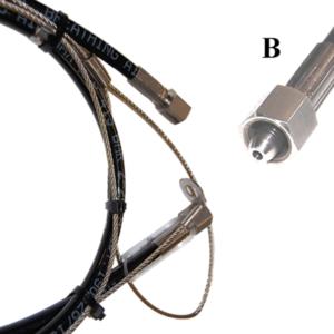 Tubo hp per compressori bauer